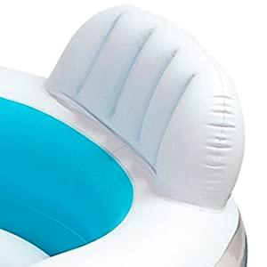 Respaldo asiento Piscina hinchable Intex cuadrada