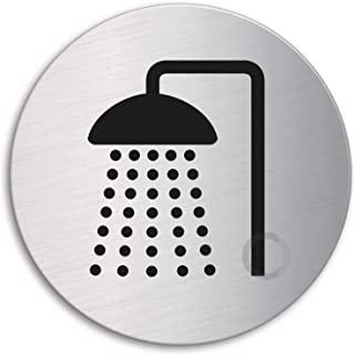 Aviso ducha